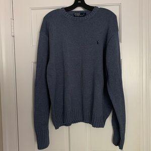 Blue Ralph Lauren Sweater